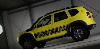 Dacia Duster i Volkswagen Amarok w nowej odsłonie