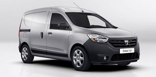 Dacia Dokker Van, czyli praktyczność przede wszystkim
