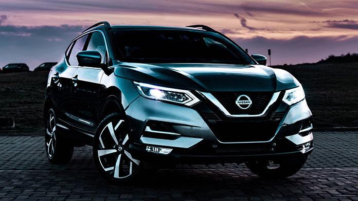 Nissan na polskich drogach