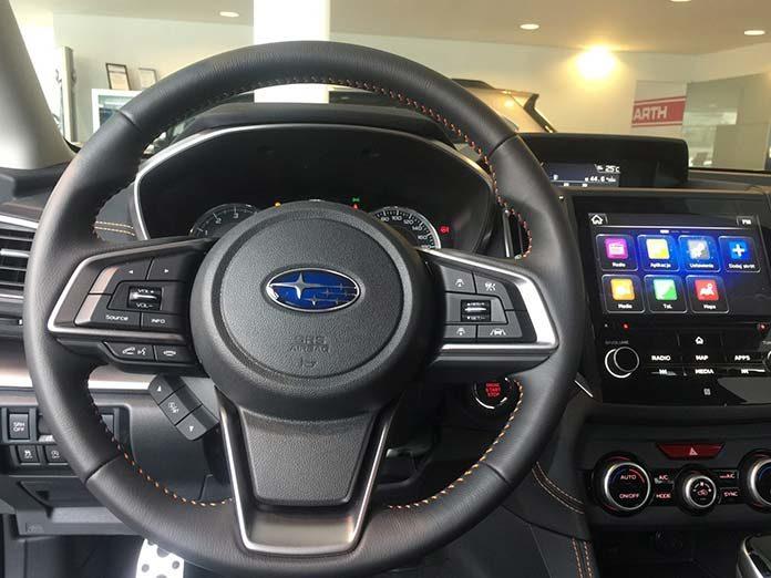 Subaru XV Exclusive dla wymagających