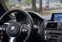 Samochody osobowe BMW